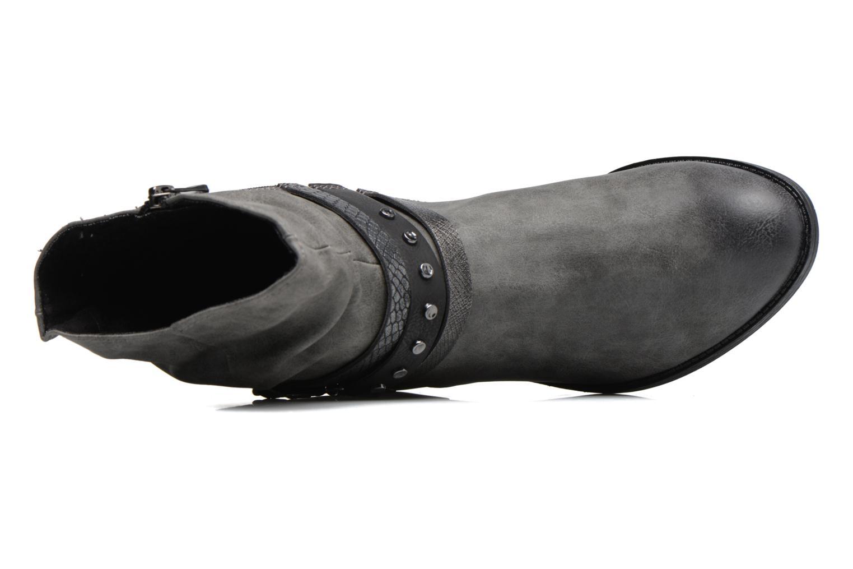 Bottines et boots Marco Tozzi Guppy 2 Gris vue gauche