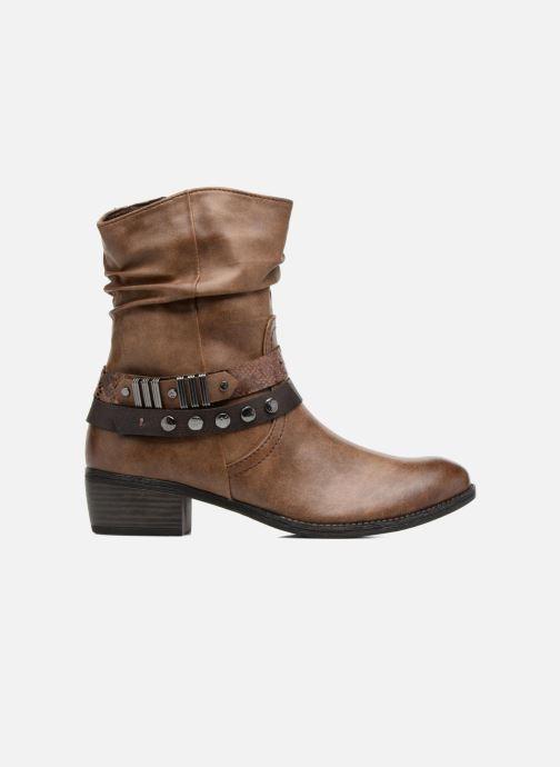 Bottines et boots Marco Tozzi Gappa Marron vue derrière