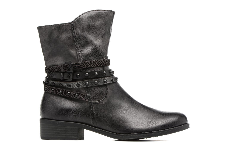 Bottines et boots Marco Tozzi Mokka Noir vue derrière