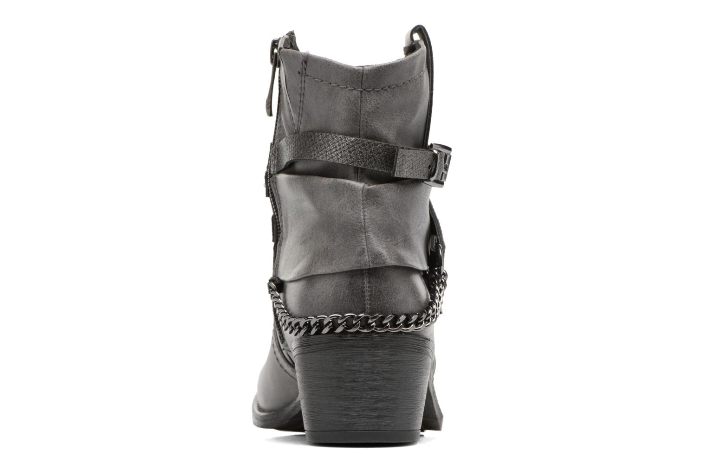 Bottines et boots Marco Tozzi Rina 2 Gris vue droite