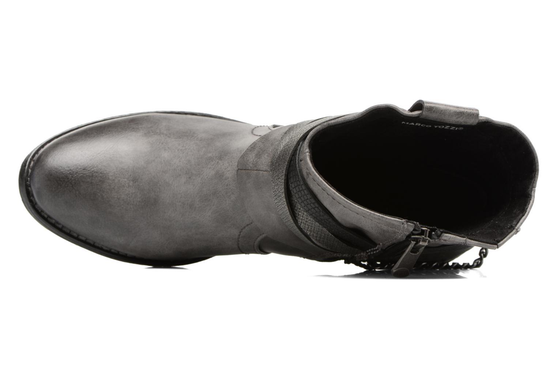 Bottines et boots Marco Tozzi Rina 2 Gris vue gauche