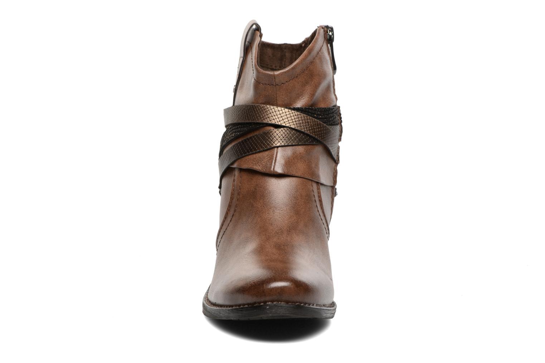 Bottines et boots Marco Tozzi Rina 2 Marron vue portées chaussures