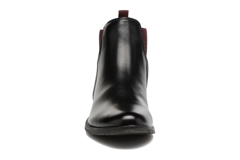 Bottines et boots Marco Tozzi Bapia Noir vue portées chaussures
