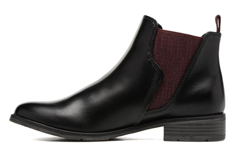 Bottines et boots Marco Tozzi Bapia Noir vue face