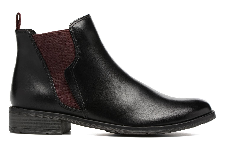 Bottines et boots Marco Tozzi Bapia Noir vue derrière