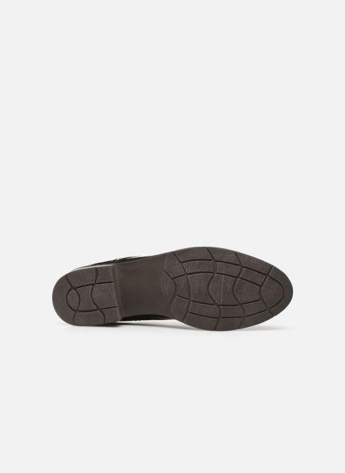 Chaussures à lacets Marco Tozzi Jina 2 Bordeaux vue haut