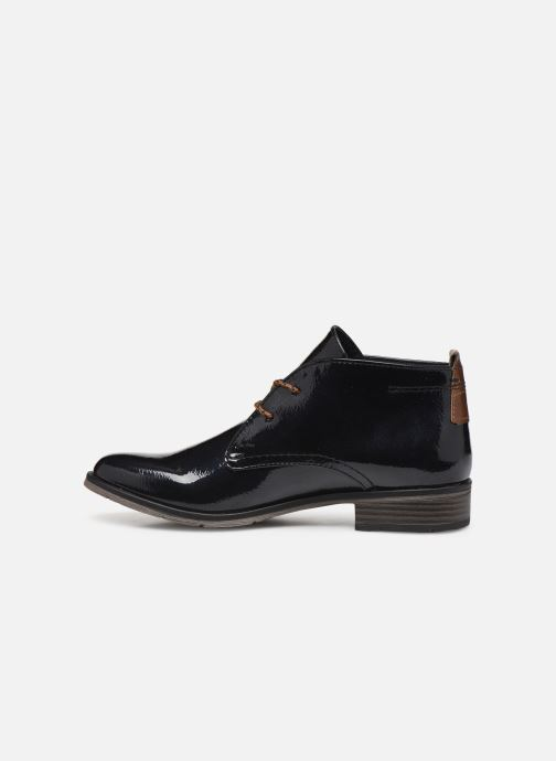 Chaussures à lacets Marco Tozzi Jina 2 Bleu vue face