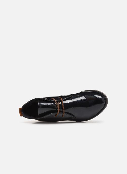 Chaussures à lacets Marco Tozzi Jina 2 Bleu vue gauche