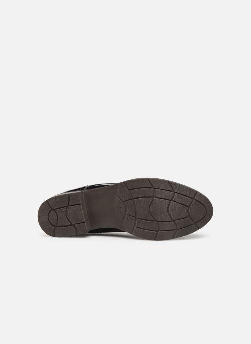 Chaussures à lacets Marco Tozzi Jina 2 Bleu vue haut