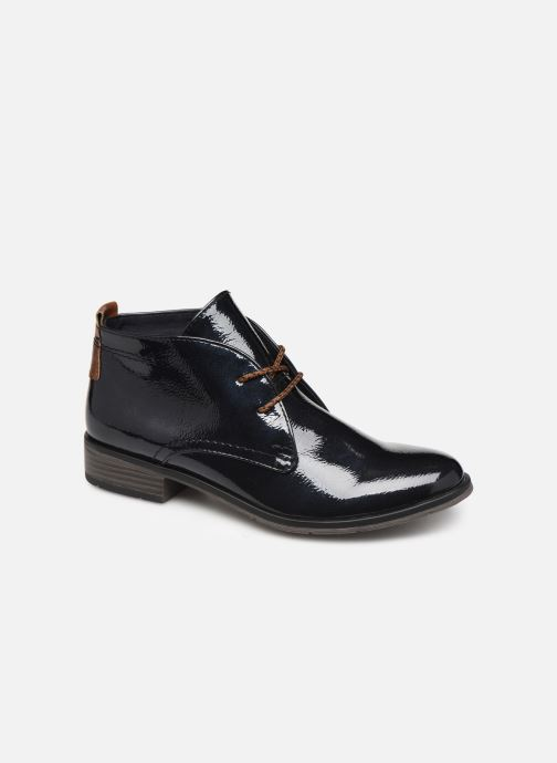 Chaussures à lacets Marco Tozzi Jina 2 Bleu vue détail/paire