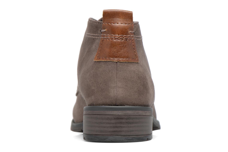 Chaussures à lacets Marco Tozzi Jina 2 Gris vue droite