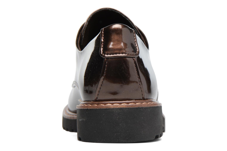 Marco Tozzi Feel Beija Patent Bronce 678rq6wnd