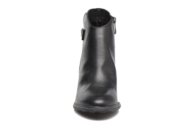 Bottines et boots Marco Tozzi Bancelle Noir vue portées chaussures