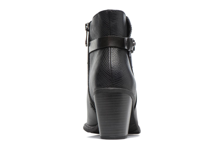 Bottines et boots Marco Tozzi Bancelle Noir vue droite