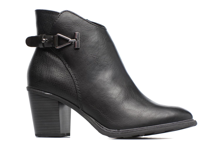 Bottines et boots Marco Tozzi Bancelle Noir vue derrière