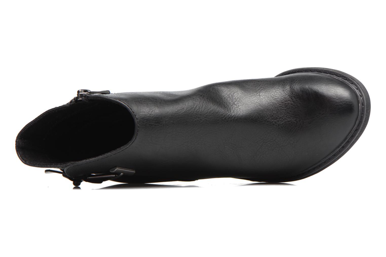 Bottines et boots Marco Tozzi Bancelle Noir vue gauche