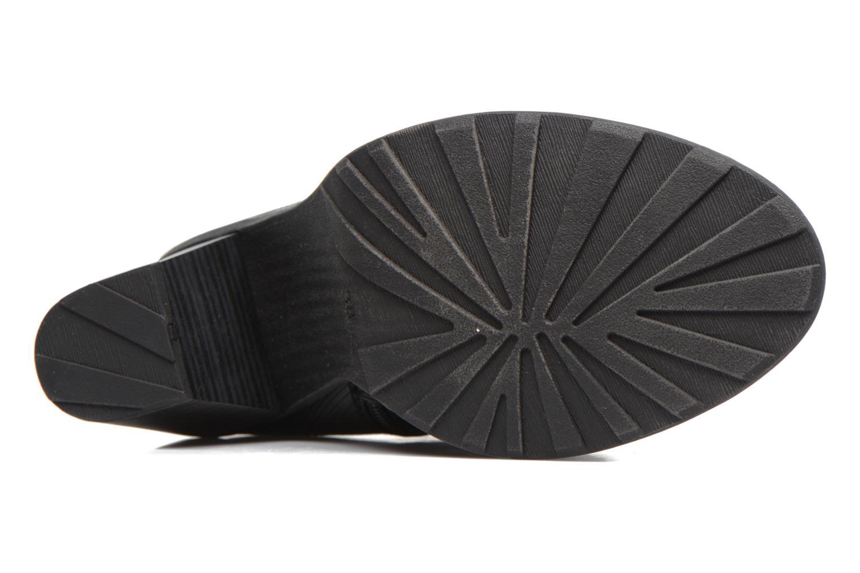 Bottines et boots Marco Tozzi Bancelle Noir vue haut