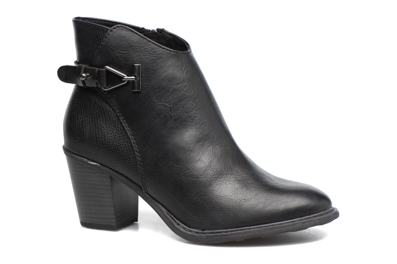 Bottines et boots Marco Tozzi Bancelle Noir vue détail/paire