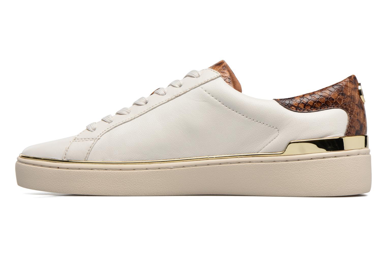 Baskets Michael Michael Kors Kyle Sneaker Blanc vue face