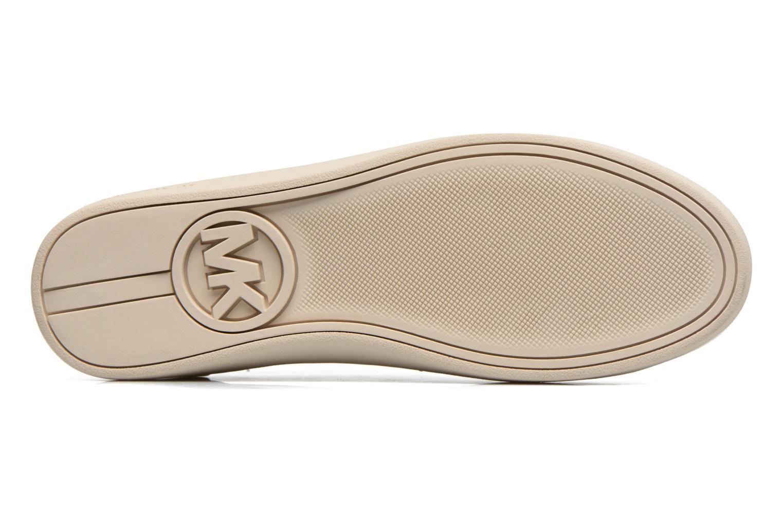Baskets Michael Michael Kors Kyle Sneaker Blanc vue haut