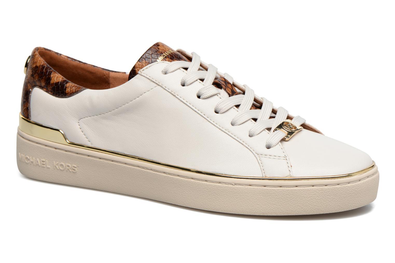 Baskets Michael Michael Kors Kyle Sneaker Blanc vue détail/paire