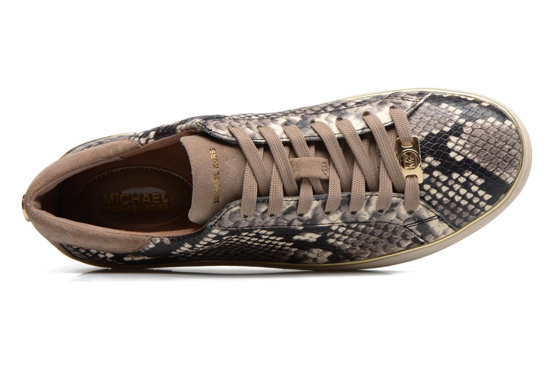 Baskets Michael Michael Kors Kyle Sneaker Multicolore vue gauche