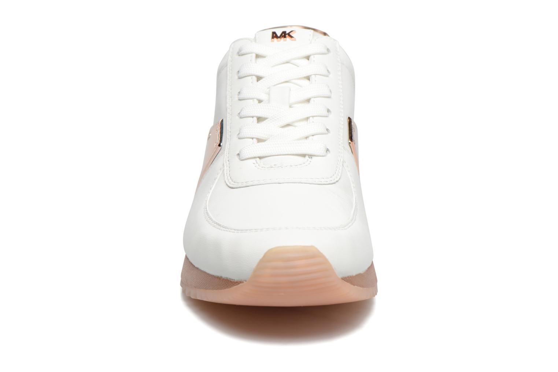 Sneakers Michael Michael Kors Allie Plate Wrap Trainer Blauw model