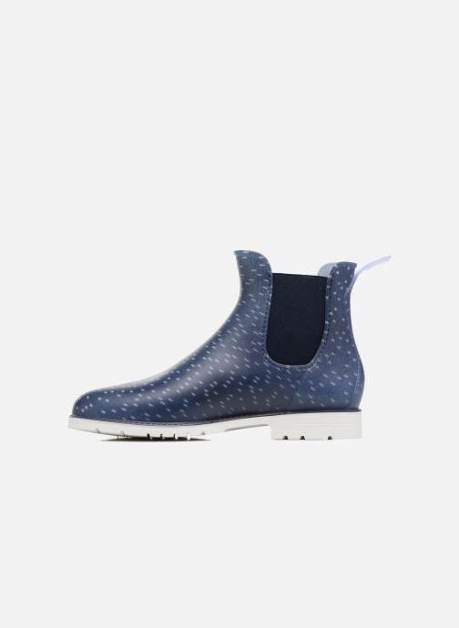 Bottines et boots Méduse Jumping Bleu vue face