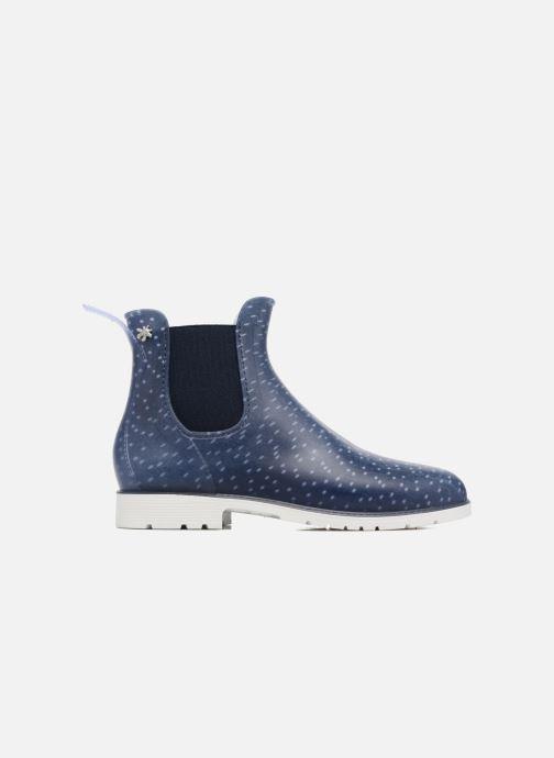Bottines et boots Méduse Jumping Bleu vue derrière
