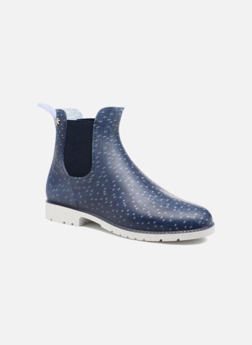 Bottines et boots Méduse Jumping Bleu vue détail/paire