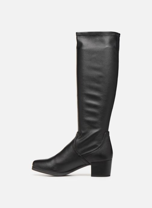 Boots & wellies Caprice Fiona Black front view