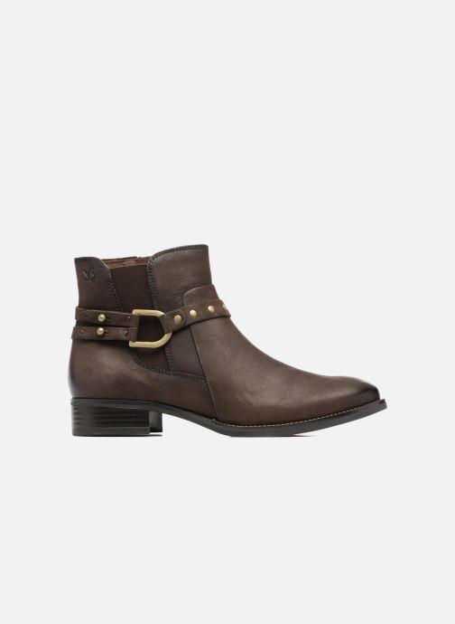 Bottines Et Brown Kapria Caprice Nubuc Boots Dark JlK3F1Tc