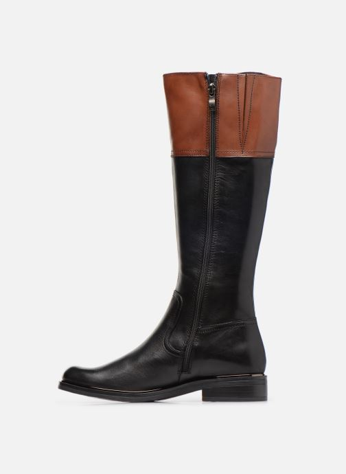 Boots & wellies Caprice Kania Black front view
