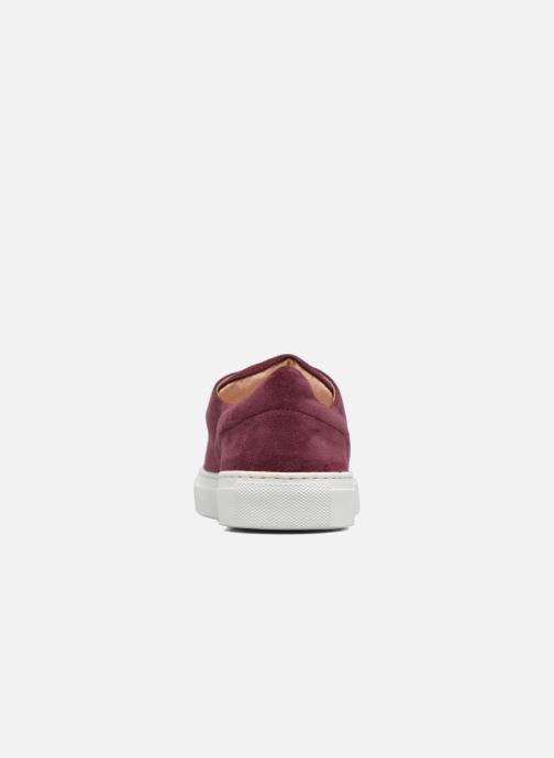 Sneakers Carven Germain Bordò immagine destra