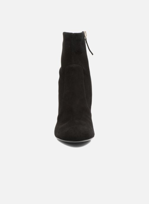 Bottines et boots Carven Seine Noir vue portées chaussures