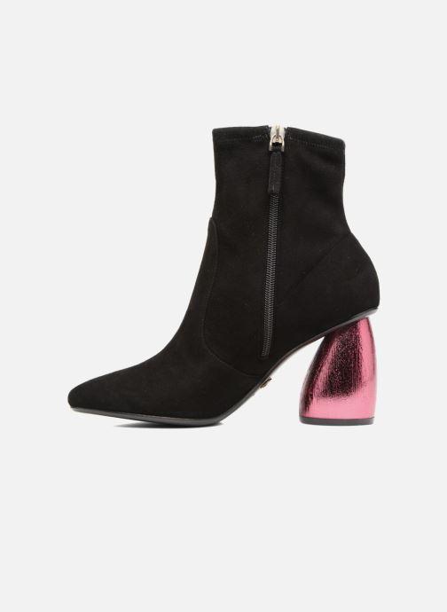 Bottines et boots Carven Seine Noir vue face