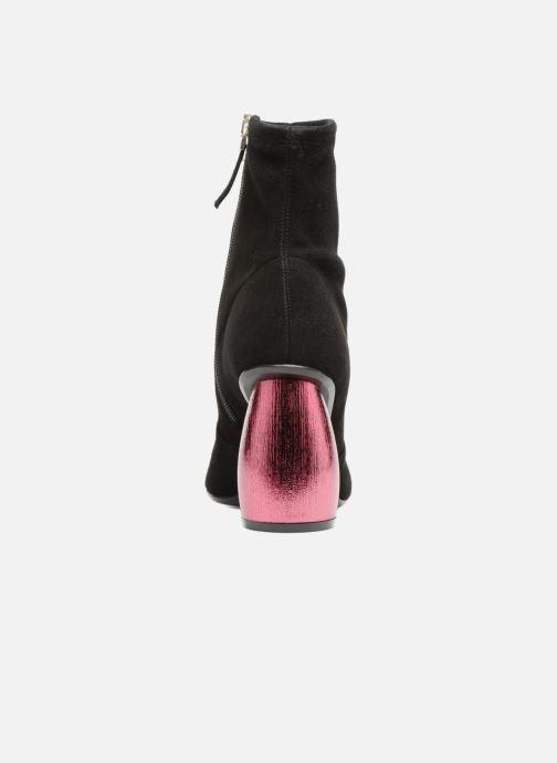 Bottines et boots Carven Seine Noir vue droite