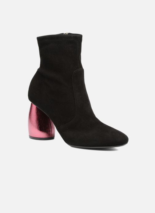 Bottines et boots Carven Seine Noir vue détail/paire
