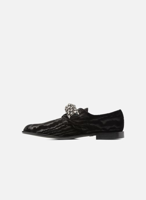 Loafers Carven Sully Black front view