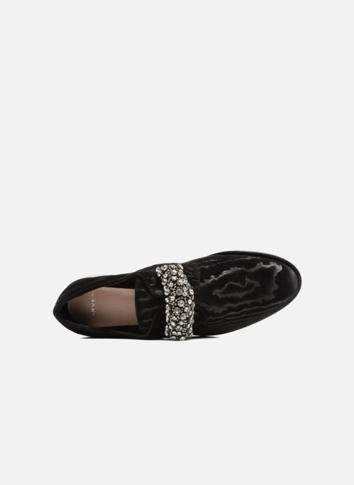 Loafers Carven Sully Black view from the left