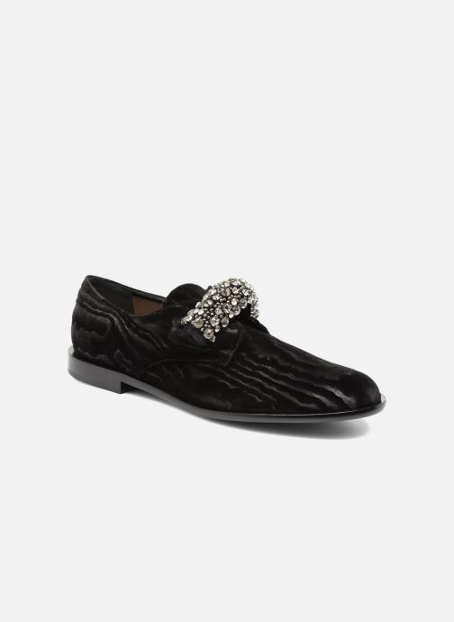 Loafers Carven Sully Black detailed view/ Pair view
