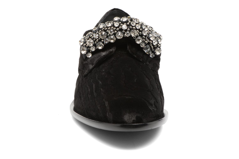 Mocassins Carven Sully Noir vue portées chaussures