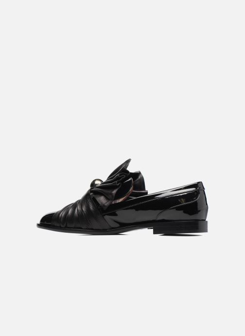 Loafers Carven Rosa Black front view