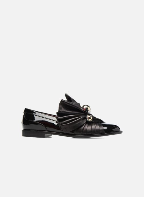 Loafers Carven Rosa Black back view