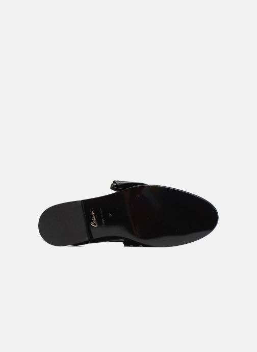 Loafers Carven Rosa Black view from above