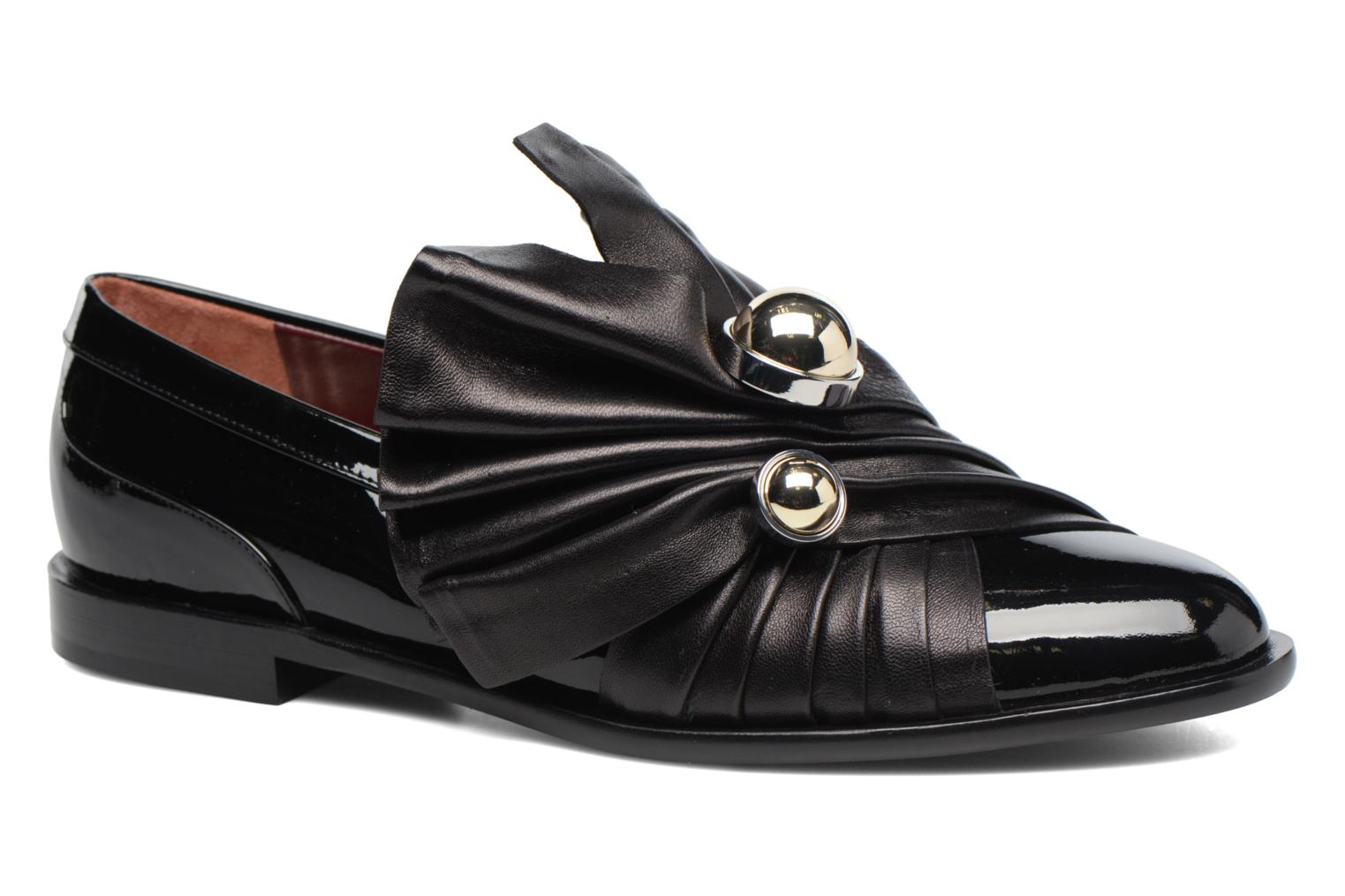 Loafers Carven Rosa Black detailed view/ Pair view