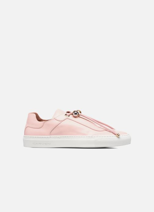 Sneakers Carven Mabillon Roze achterkant