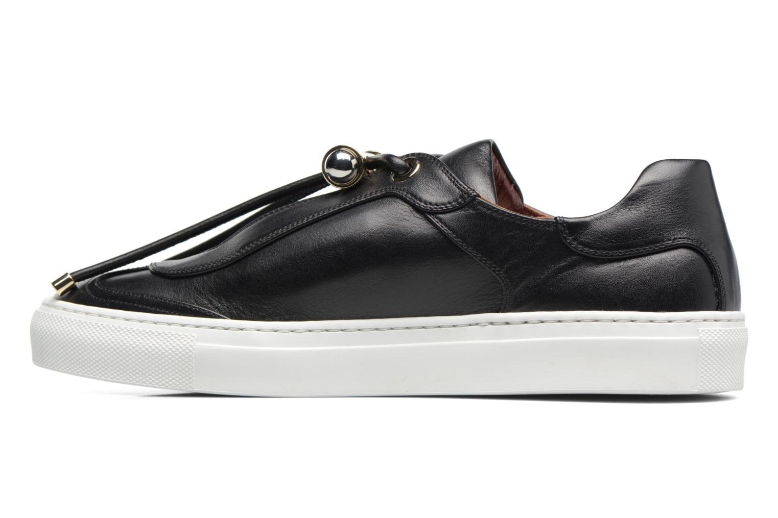 Trainers Carven Mabillon Black front view