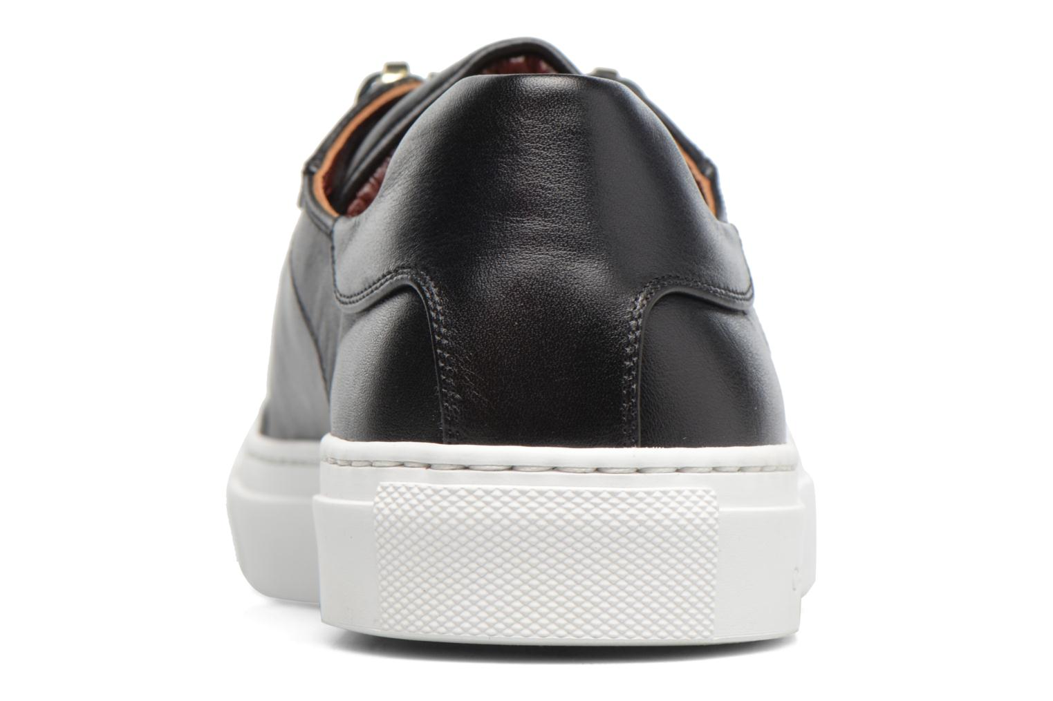 Trainers Carven Mabillon Black view from the right