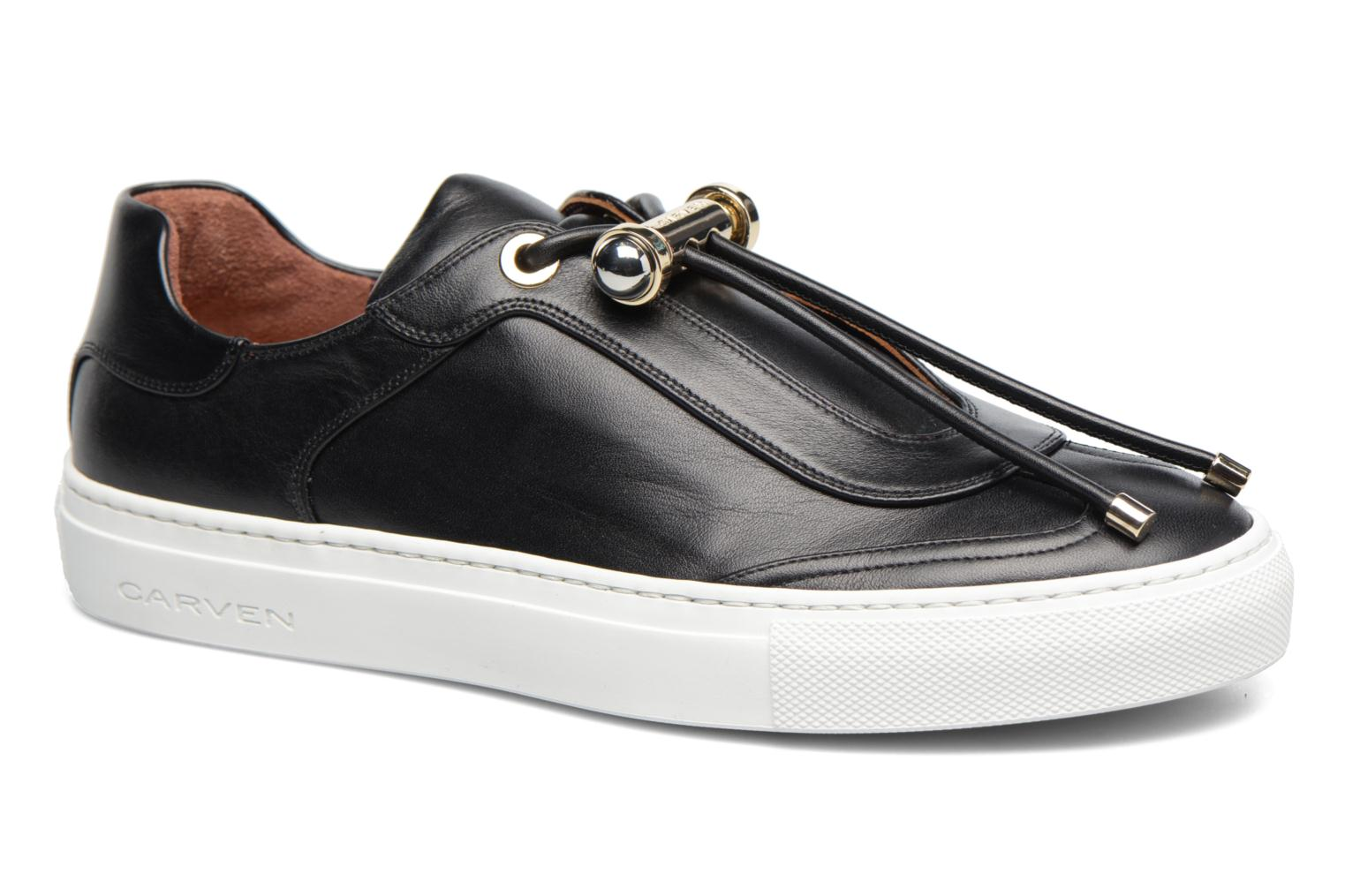 Trainers Carven Mabillon Black detailed view/ Pair view